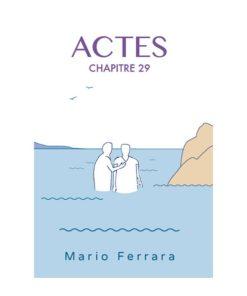 Actes Chapitre 29