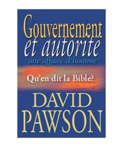 Gouvernement et autorité