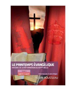 Le printemps évangélique, Tome 5