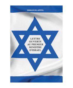 Lettre au Premier Ministre d'Israël