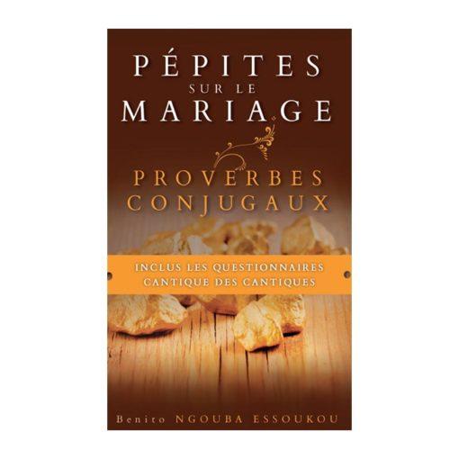 Pépites sur le mariage